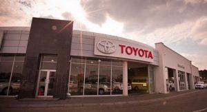 Monument Toyota Constantia