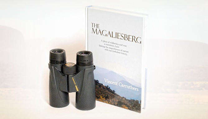 The Magaliesberg by Vincent Carruthers