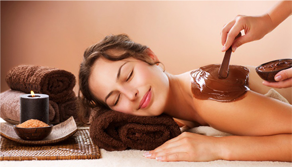 Romantic Warm Chocolate Stress Buster Package for couples!