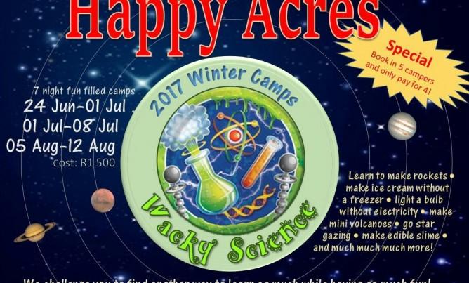 Happy times at Happy Acres
