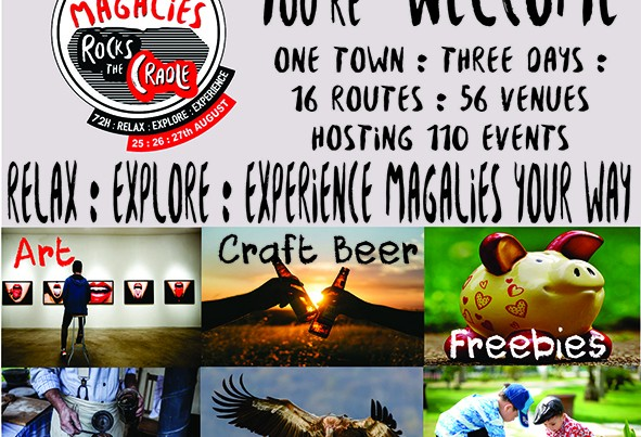 Magalies Cradle Festival Weekend