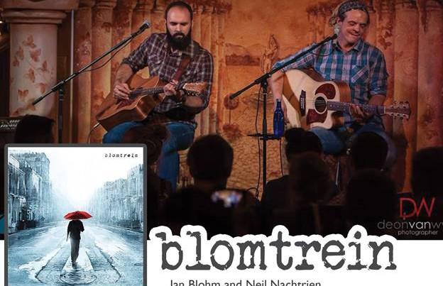 Bloemtrein with Jan Blohm & Neil Nachtrein
