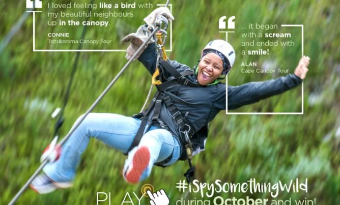 WIN an epic zipline adventure!