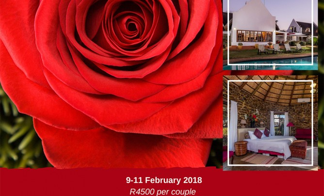 Valentine's special at Mokoya Lodge