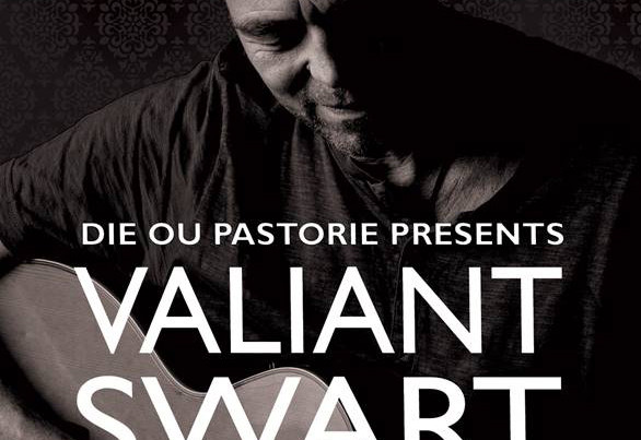 An April evening with Valiant Swart