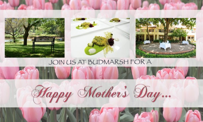 Budmarsh Mother's Day lunch