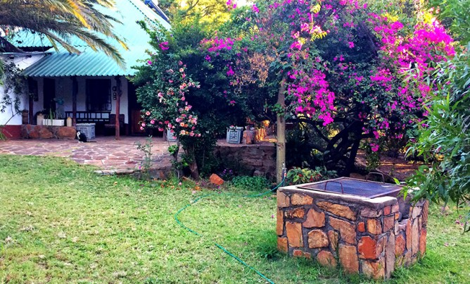 Historical Magaliesberg Farmhouse