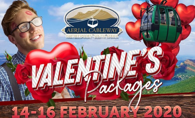 Valentine's Packages from Harties Cableway