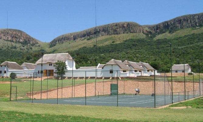 Great facilities at Steynshoop!