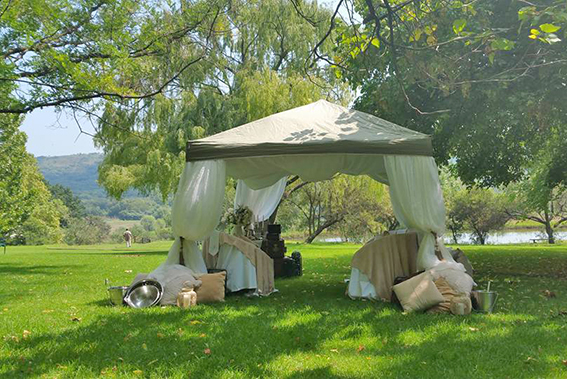 Treat the heroine in your life to our Mother's Day Package at Budmarsh in the magical Magaliesberg.