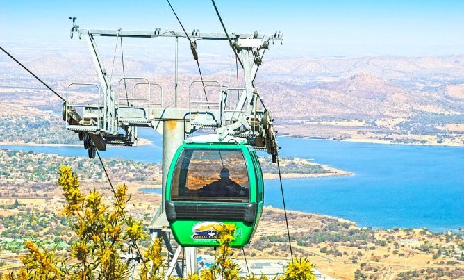 Cableway reopens after extended shutdown