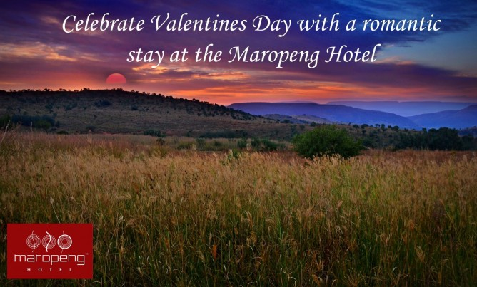 Celebrate Valentine's at Maropeng