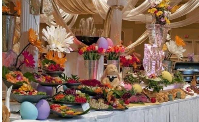 Great Easter menu at Valley Lodge & Spa
