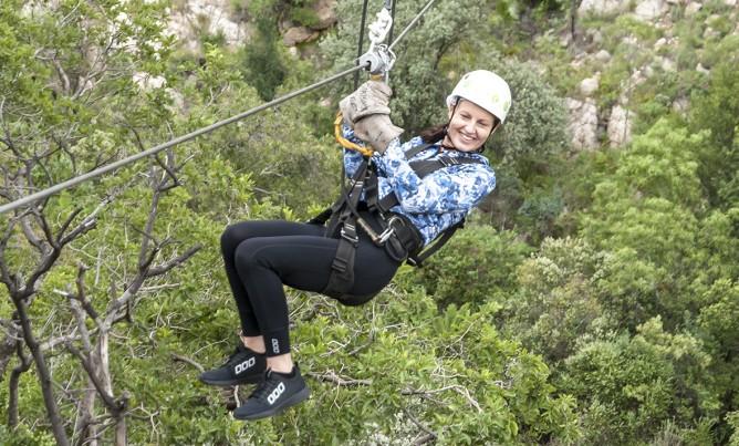 The Magaliesberg Canopy Tour