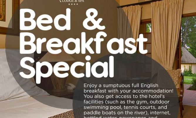 Bed & Breakfast special