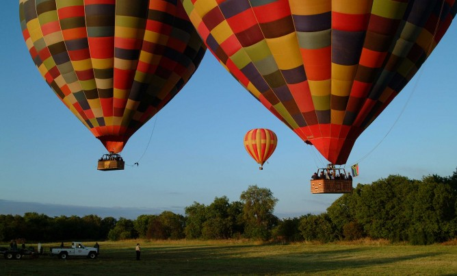 SA Hot Air Balloon Championships 2020