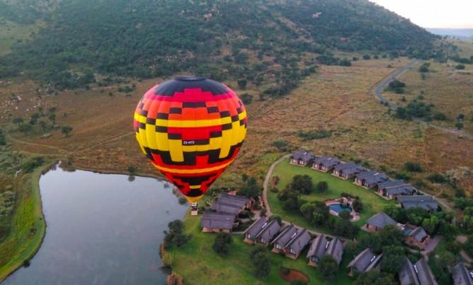 AirVentures Hot Air Ballooning