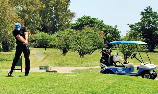 Golf in the Magalies Meander