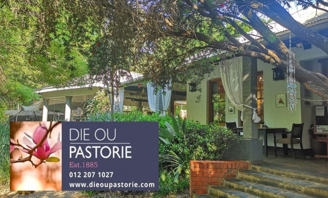 Die ou Pastorie products available in Gauteng