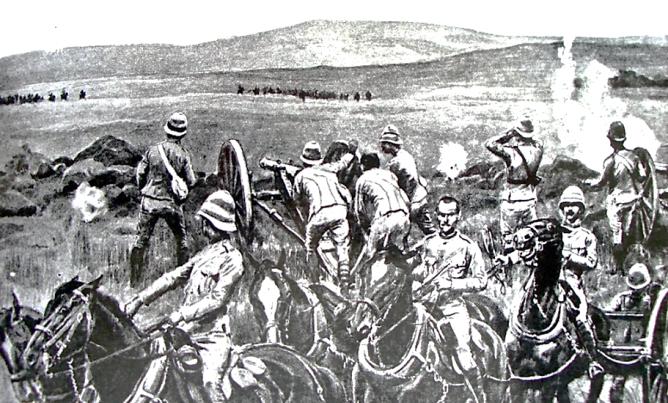 The Battle of Diamond Hill, 11-12 June 1900