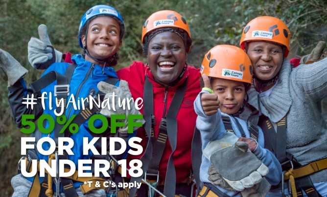 Celebrate level 1 with a family-sized adventure!